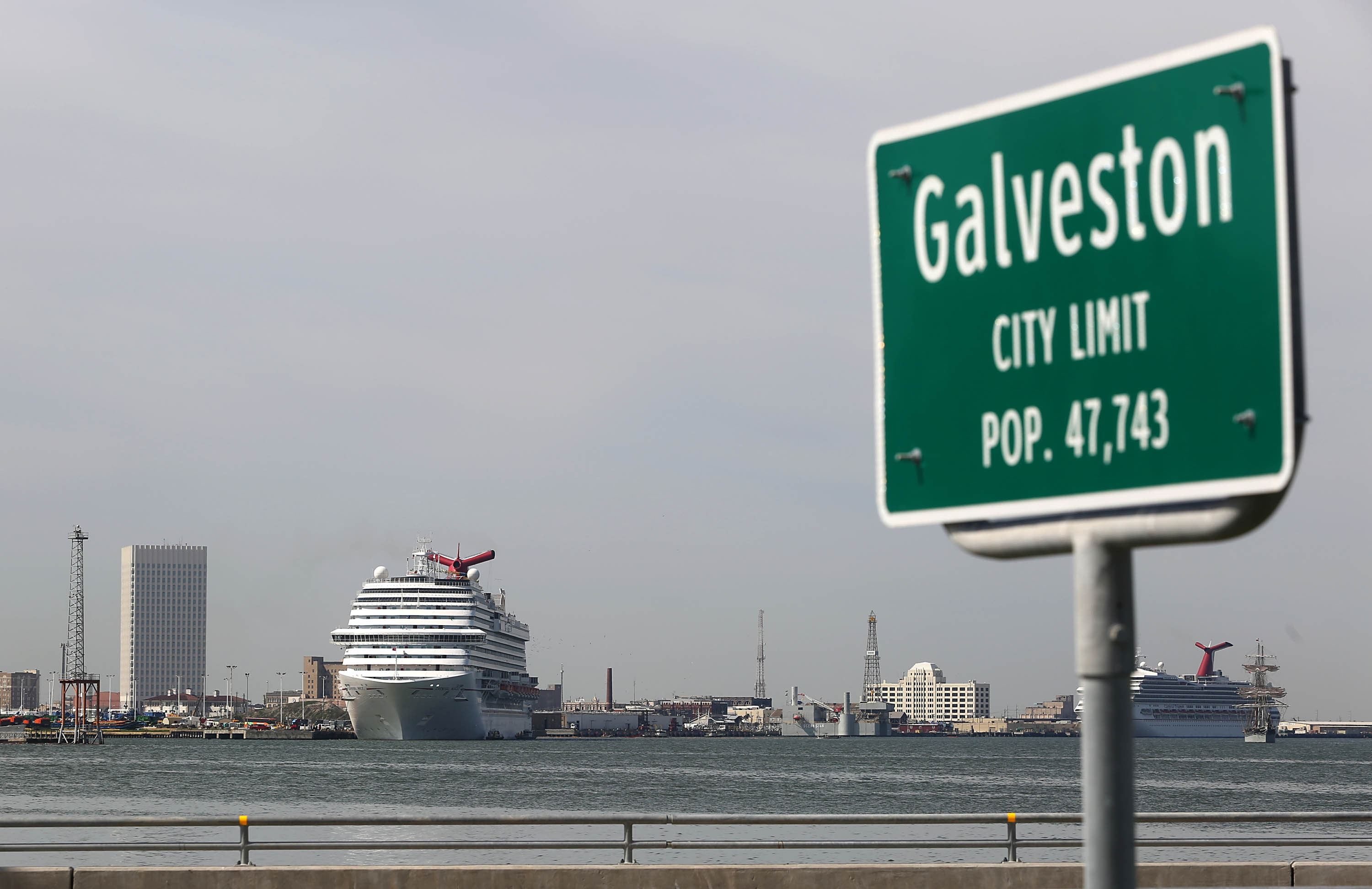 Great Port Of Galveston Cruise Terminal Directions And Information